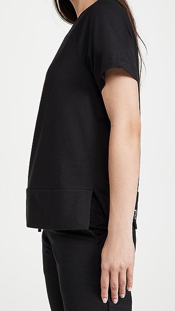 Calvin Klein Underwear Reconsidered 舒适居家圆领衬衫