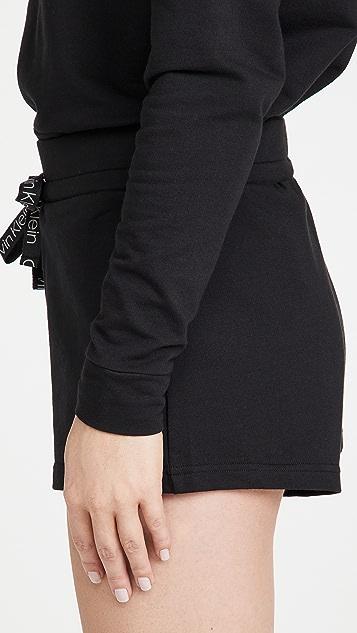 Calvin Klein Underwear Reconsidered 舒适居家短裤