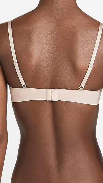 Calvin Klein Underwear Calvin Klein Liquid Touch Lightly Lined Plunge Bra