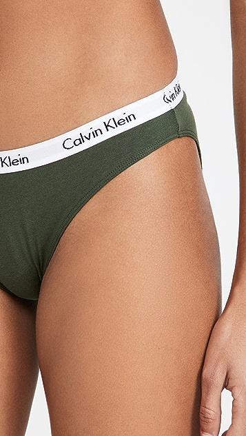Calvin Klein Underwear Carousel 比基尼短裤
