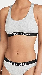Calvin Klein Underwear Reconsidered Comfort 无衬里休闲文胸