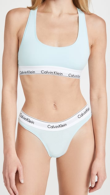 Calvin Klein Underwear Modern Cotton Brazilian Briefs