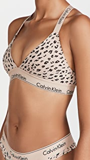 Calvin Klein Underwear Modern Cotton Cross Back Bralette