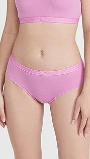 Calvin Klein Underwear Pure (Rib) Hipster Briefs