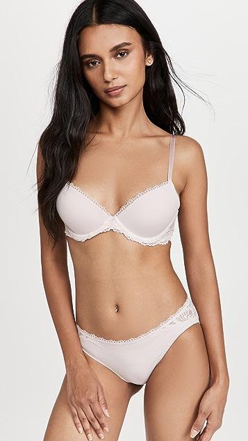 Calvin Klein Underwear Seductive Comfort Lotus Floral Bikini