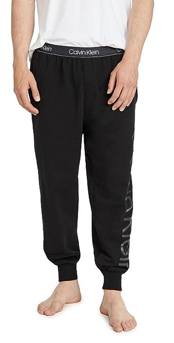 Calvin Klein Underwear Lightweight Fleece Joggers