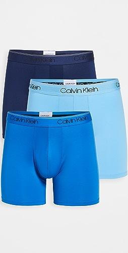 Calvin Klein Underwear - 3 Pack Boxer Briefs