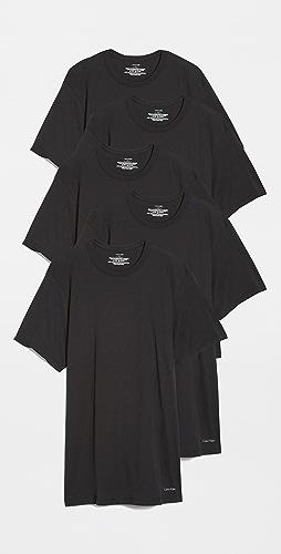Calvin Klein Underwear - Crew Neck 5 Pack