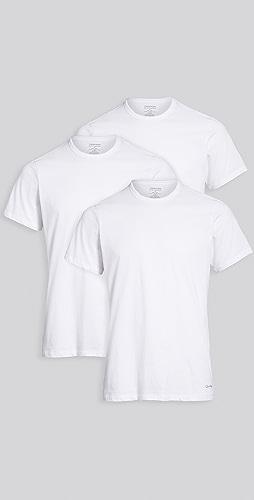 Calvin Klein Underwear - Crew Neck Tee 3 Pack