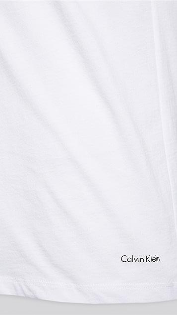 Calvin Klein Underwear Crew Neck Tee 3 Pack