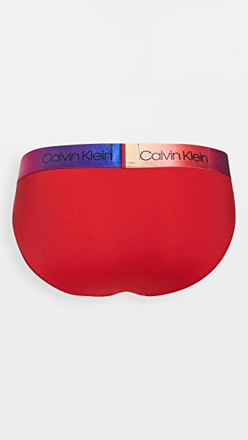 Calvin Klein Underwear Pride Sport Briefs