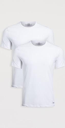 Calvin Klein Underwear - Short Sleeve Crew Neck 2Pk