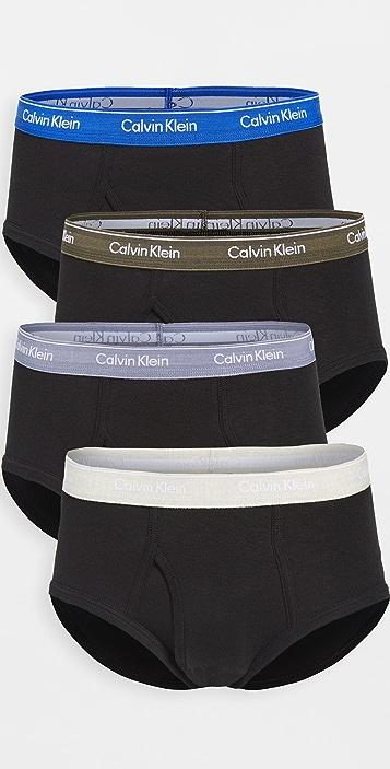 Calvin Klein Underwear Briefs 4 Pack