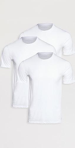 Calvin Klein Underwear - 3 Pack Slim Fit Classic Short Sleeve Tee