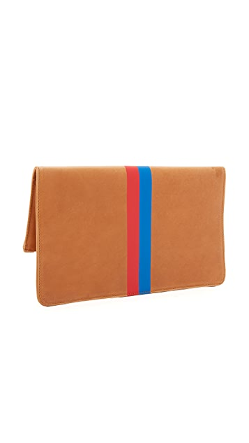 Clare V. Margot Foldover Clutch