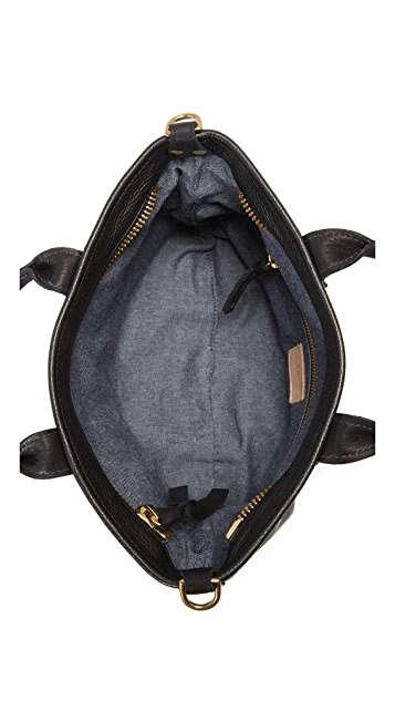 Clare V. Minnie Messenger Bag