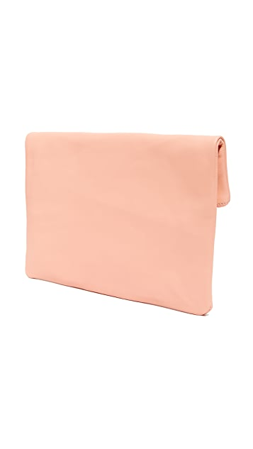 Clare V. Maison Fold Over Clutch