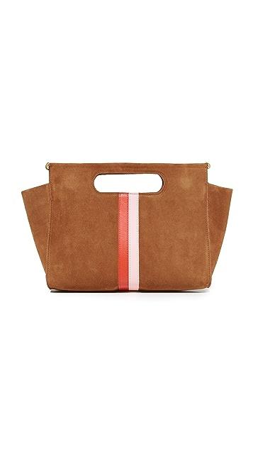 Clare V. Petite Maude Suprême Top Handle Bag
