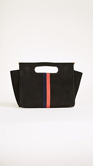 Clare V. Petite Maude Supreme Top Handle Bag