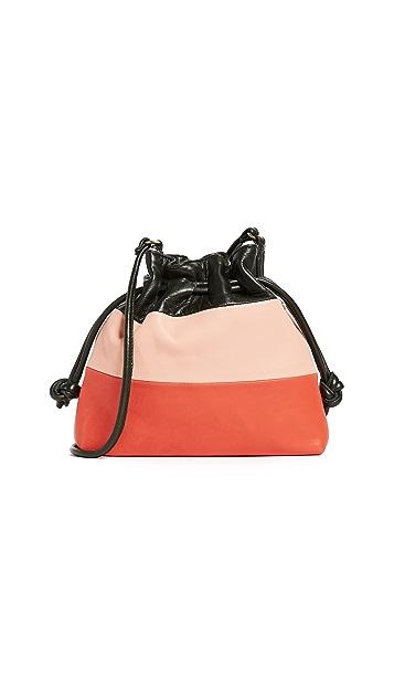 Clare V. Petit Henri Patchwork Bag