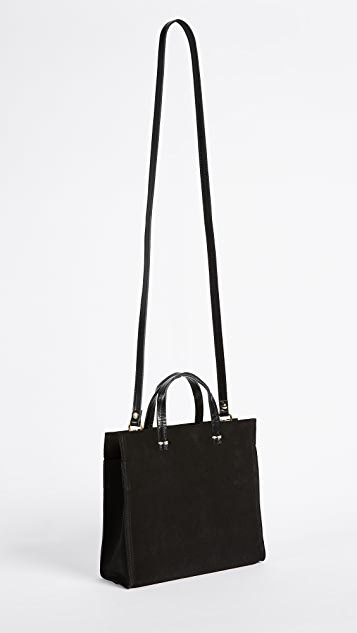 Clare V. Petit Simple Tote with Strap