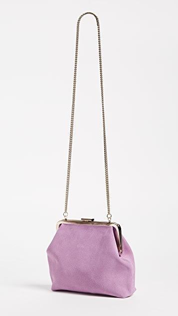 Clare V. Flore Frame Cross Body Bag