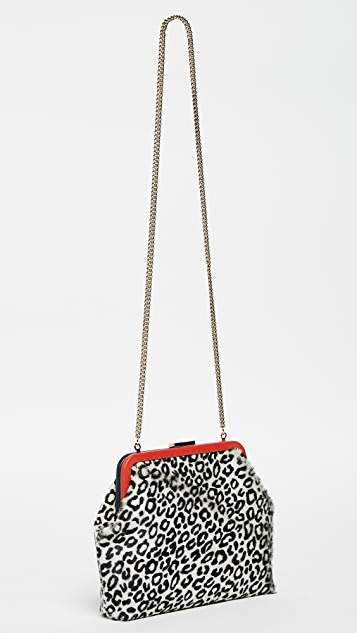 Clare V. Flore Frame Bag Cross Body Bag