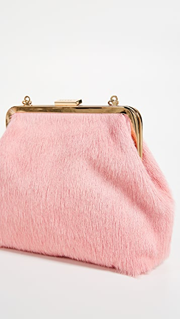 Clare V. Flore Hair On Bag