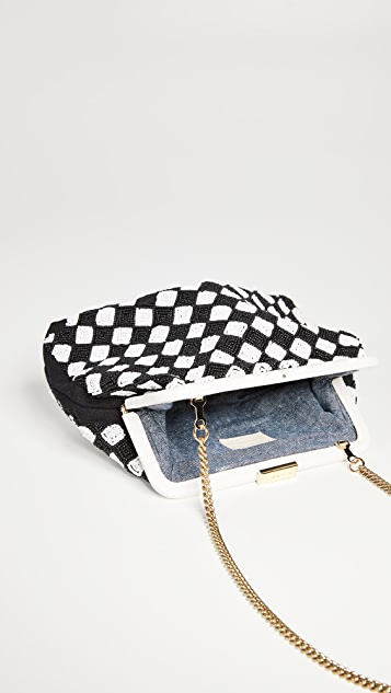 Clare V. Beaded Bag