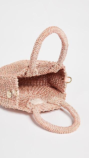Clare V. Petite Alice Tote Bag