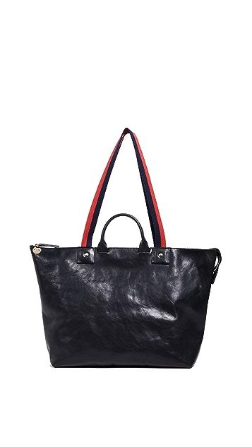 Clare V. Le Zip Sac Bag