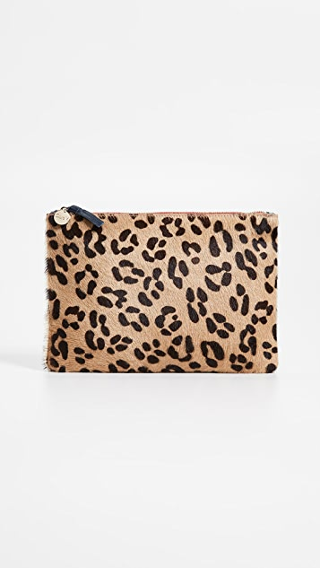 Flat Clutch by Clare V.