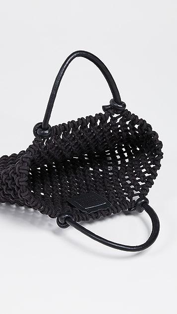 Clare V. Petite Sandy 手提袋