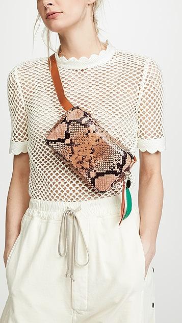 Clare V. Le Belt Bag