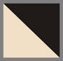 Black/Cream Zigzag