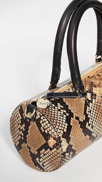 Clare V. Pepe Duffle Bag