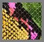 荧光色蛇纹