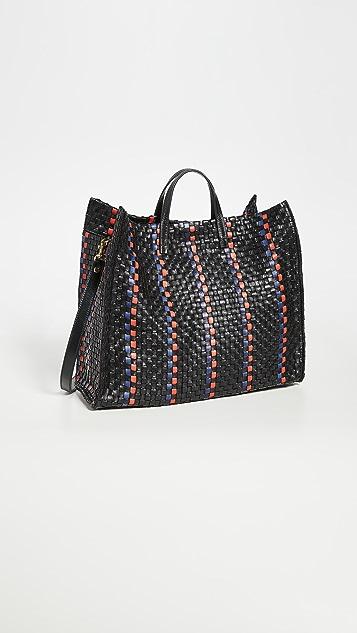 Clare V. 简约手提袋