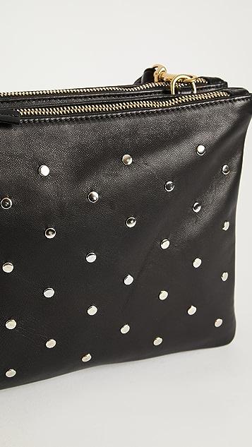 Clare V. Double Sac Bretelle Bag