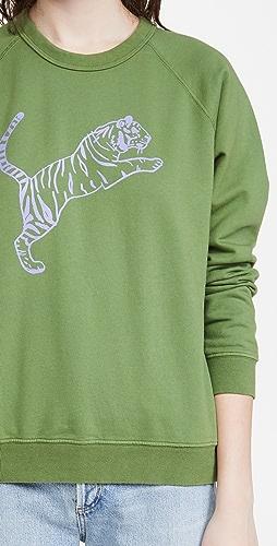 Clare V. - Tiger Sweatshirt