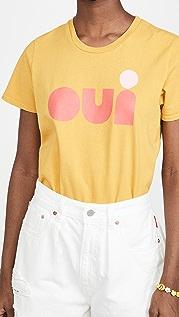 Clare V. Oui T 恤