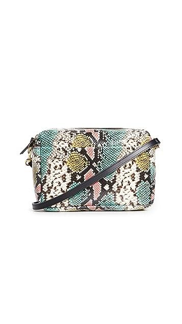 Clare V. Marisol Bag with Front Pocket