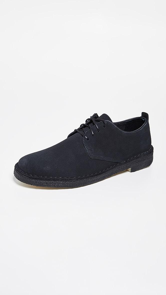 Clarks London Suede Shoes | EAST DANE