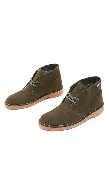 Clarks Suede GTX Desert Boots