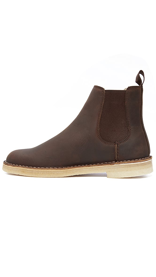 good out x best wholesaler classic style Clarks Desert Peak Chelsea Boots | EASTDANE SAVE UP TO 40 ...