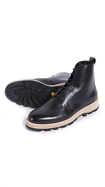 Clarks Lorwin Mali Boots