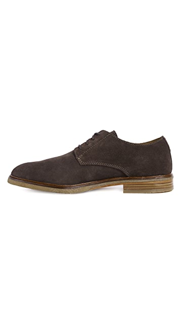 Clarks Clarkdale Moon Suede Oxfords