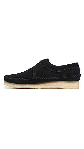 Clarks Weaver Shoes