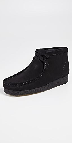 Clarks - Suede Wallabee Boots