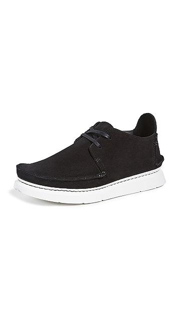 Clarks Seven Suede Shoes